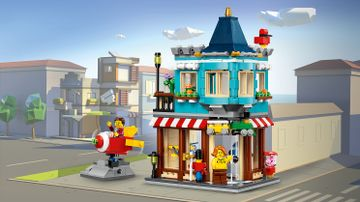31105 - Townhouse Toy Store