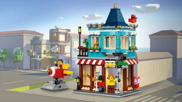 Hračkářství v centru města