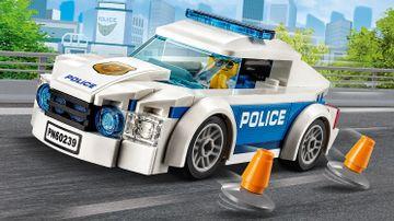 Polispatrullbil