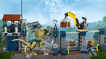75931 Dilophosaurus Outpost Attack