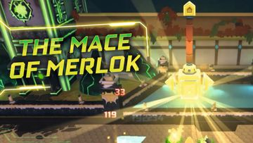 LEGO® NEXO KNIGHTS™ Merlok Power – The Mace of Merlok