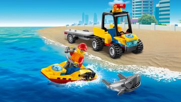 60286 - Beach Rescue ATV