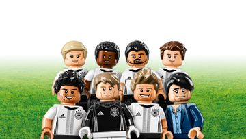 71014 LEGO Minifigures DFB Series
