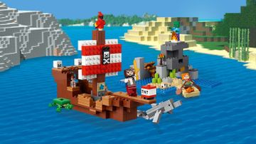 The Pirate Ship Adventure