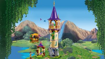 43187 - Rapunzel's Tower
