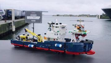 LEGO® Technic Forskningsskib