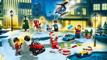 LEGO® City Calendario dell'avvento