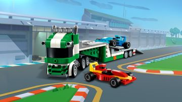 31113 - Race Car Transporter