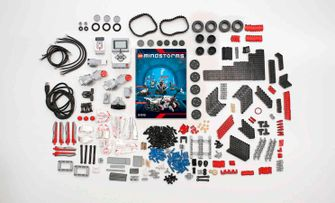 LEGO Mindstorms - 31313 MINDSTORMS EV3 - Use all these normal brick and technic elements to make the LEGO Mindstorms robot.