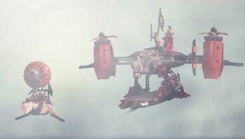 LEGO Ninjago The Balancing Act