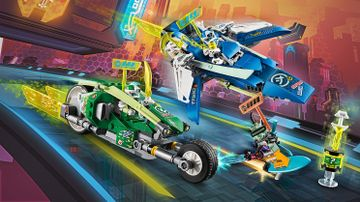 71709 - Jay and Lloyd Velocity Racers