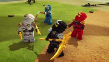 NINJAGO® LEGACY – Epic Action Moments to Remember – LEGO® NINJAGO®