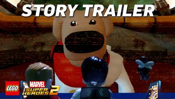 Official LEGO® Marvel Super Heroes 2 NYCC Story Trailer