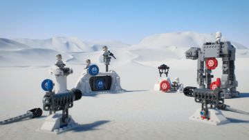 Action Battle Difesa della Echo Base™ – LEGO® Star Wars™ – Video prodotto 75241