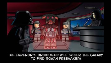 LEGO® Star Wars™: The Freemaker Adventures Motion Comic!