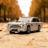 Take the iconic James Bond™ Aston Martin DB5 for a drive!