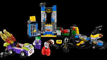 10753 The Joker Batcave Attack