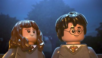 Hogwarts Great Hall – LEGO HARRY POTTER – 75954 Product Animation​