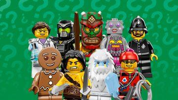 71002 LEGO Minifigures