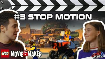 Leçons sur THE LEGO® MOVIE 2™ Movie Maker – 3 Animation en stop motion