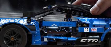 LEGO Technic Vehicles TVC Build for real