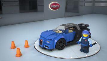 LEGO® Speed Champions - 75878 Bugatti Chiron