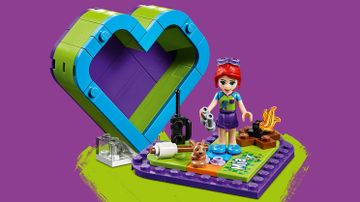 41358 Mias Heart Box