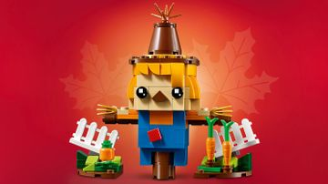 40352 Thanksgiving Scarecrow