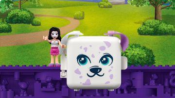 41663 - Emma's Dalmatian Cube