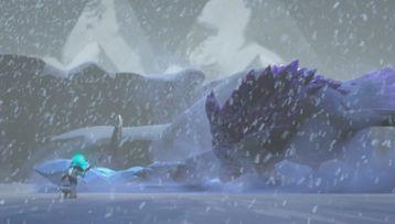 Ninjago Ice Trailer