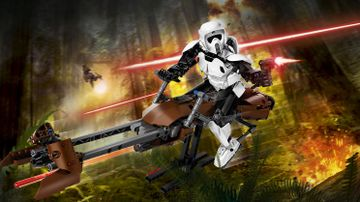 Scout Trooper™ e Speeder Bike™