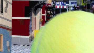 Save LEGO® City: Fear the Sphere!