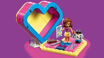 41357 Olivias Heart Box