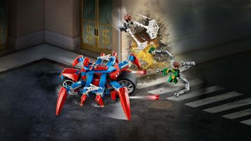 76148 - Spider-Man vs Doc Ock