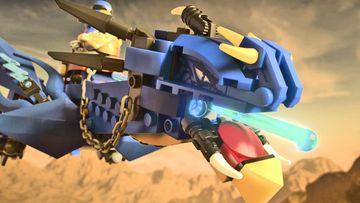Lyndragens vildskab – LEGO® NINJAGO® 70652 Stormbringer
