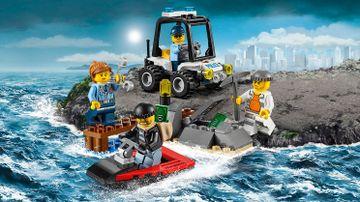 LEGO City Prison Island action – Prison Island Starter Set 60127