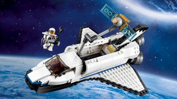 Space Shuttle Explorer
