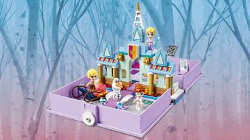 43175 - Anna and Elsa Storybook Adventures
