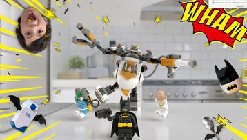 Breakfast With LEGO® Batman™