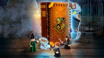 Lezione di trasfigurazione a Hogwarts™