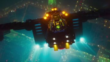 The Lego Batman Movie Teaser Batcave