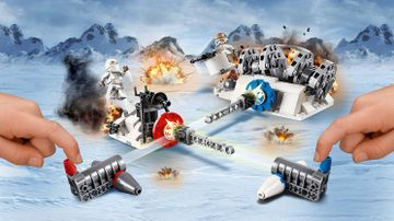 75239 Action Battle Hoth Generator