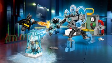 70901 Mr Freeze Ice Attack