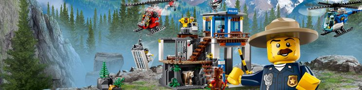 Home – LEGO® City
