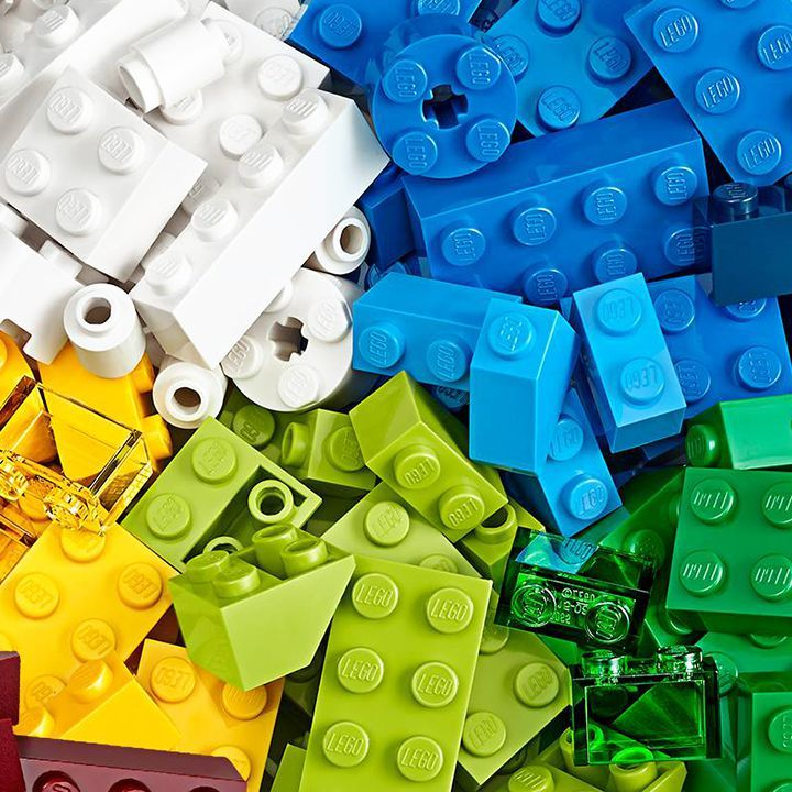 LEGO® Creative Builder Box - 10703 - LEGO® Classic - Products and Sets