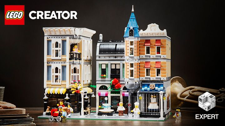 LEGO® Creator - Products and Sets - LEGO.com US