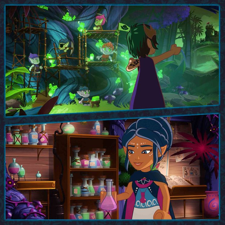 Comics - Part 3: The Capture of Sophie Jones - LEGO® Elves