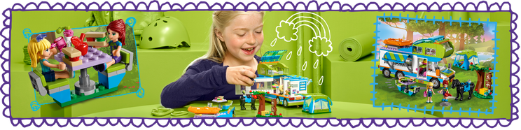 LEGO® Friends – Welcome to Heartlake City