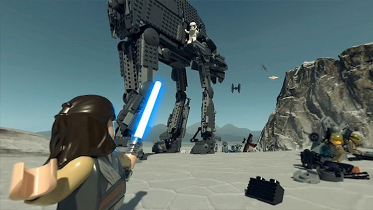 LEGO® Star Wars Online Games and Video Games - LEGO.com US