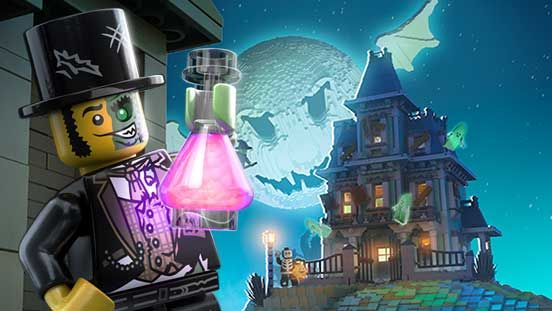 Downloadable Content – LEGO® Worlds